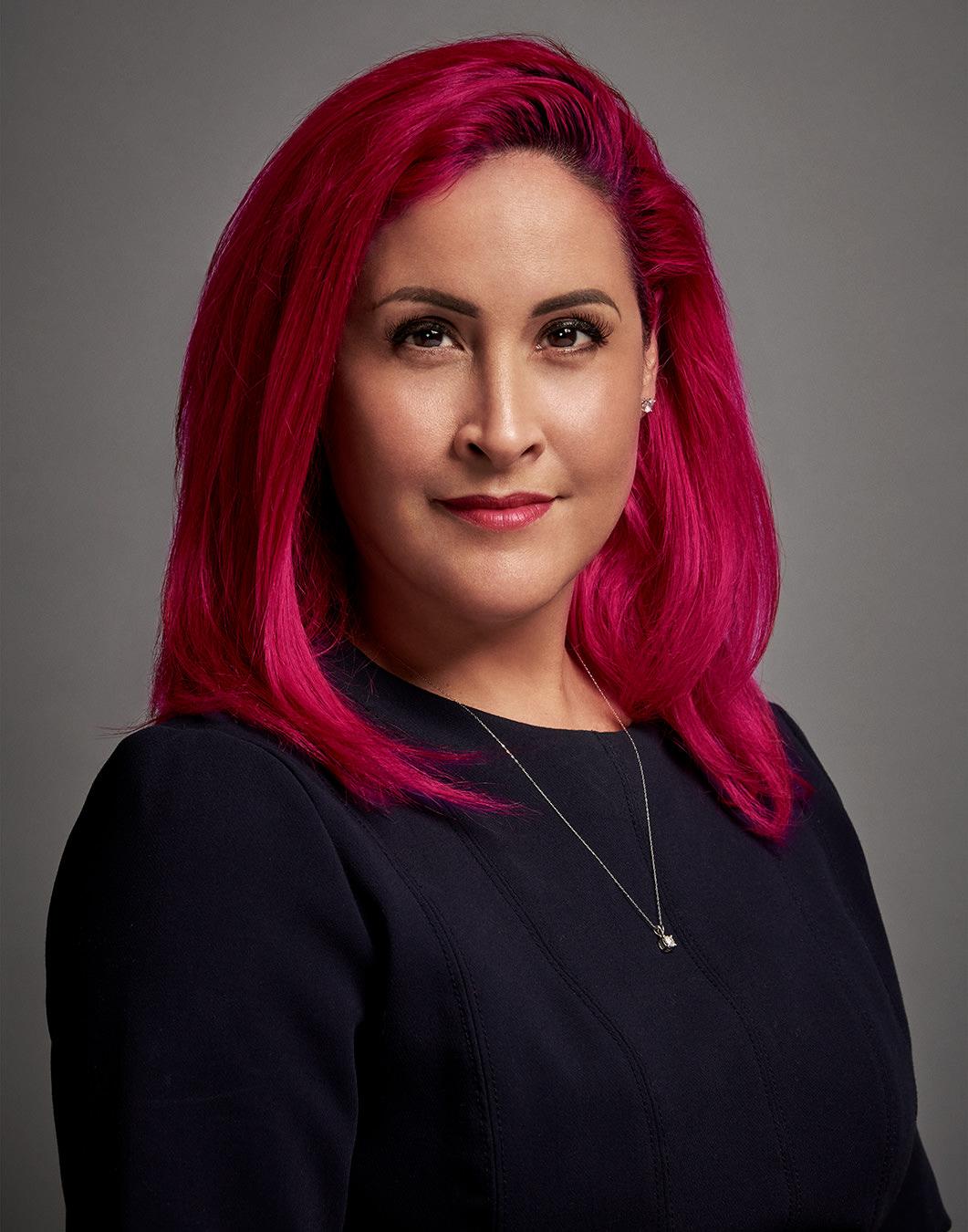 Elizabeth Solís; CEO & Owner
