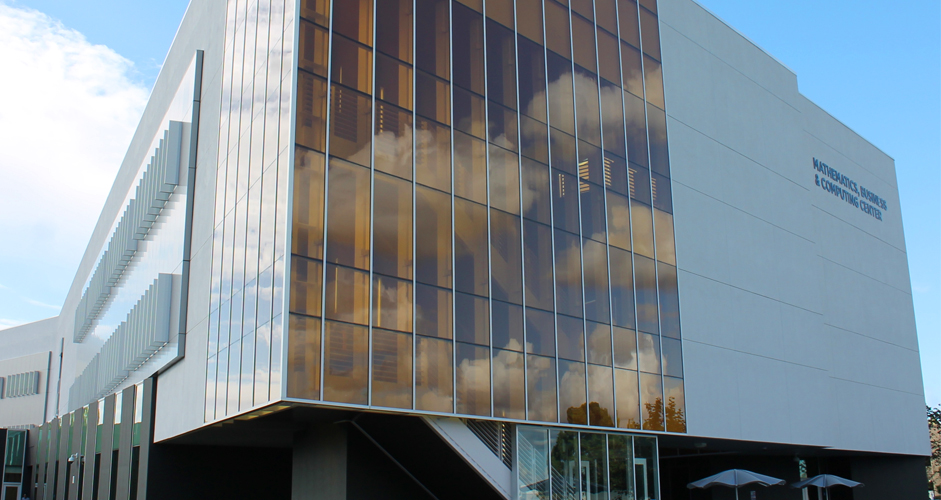 Face of building