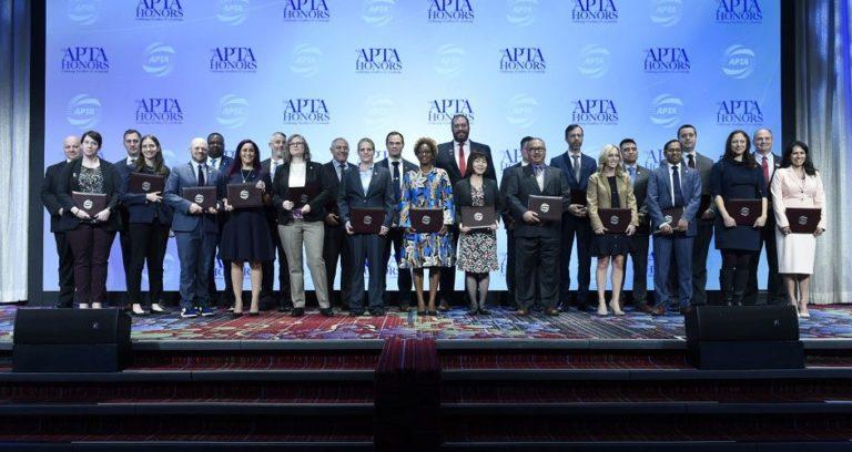 American Public Transportation Association's Leadership Class of 2019