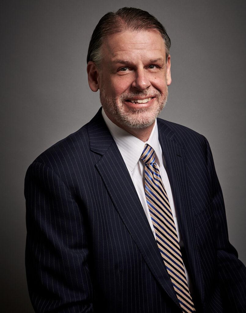 Gary Hamm; Senior Vice President of Business Development