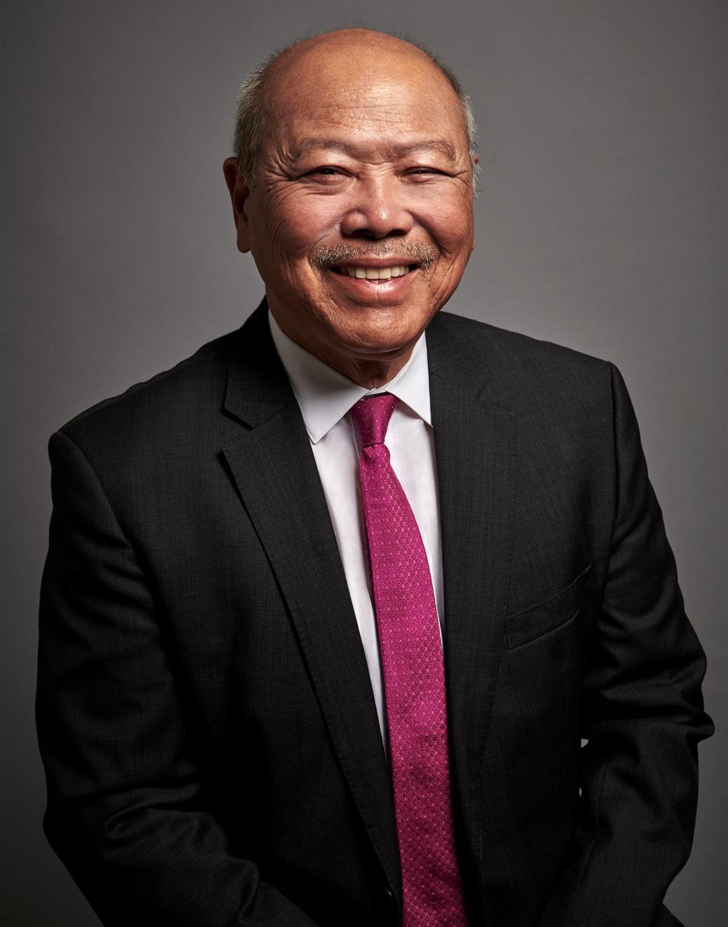 James Okazaki; Third Party Administrator
