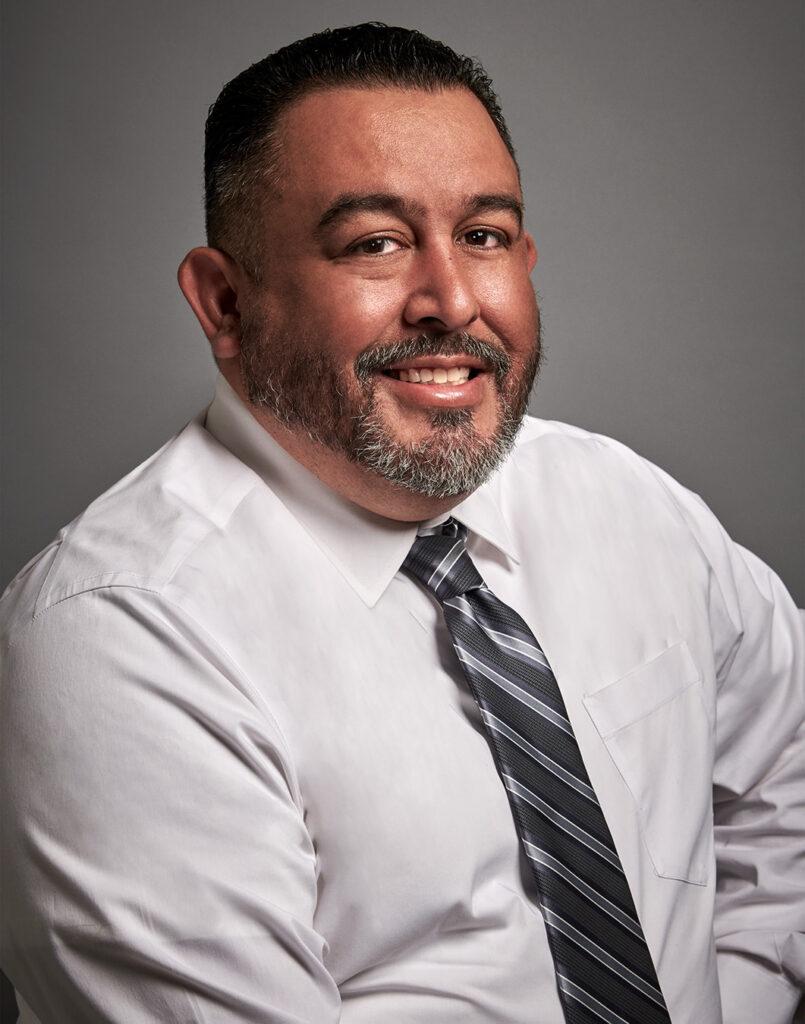 Francisco Rodriguez; Document Control Specialist