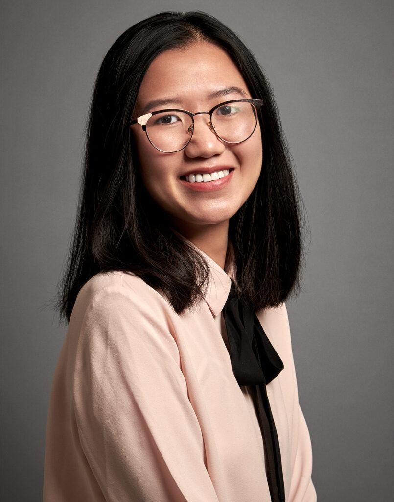 Helena Cho; Analyst