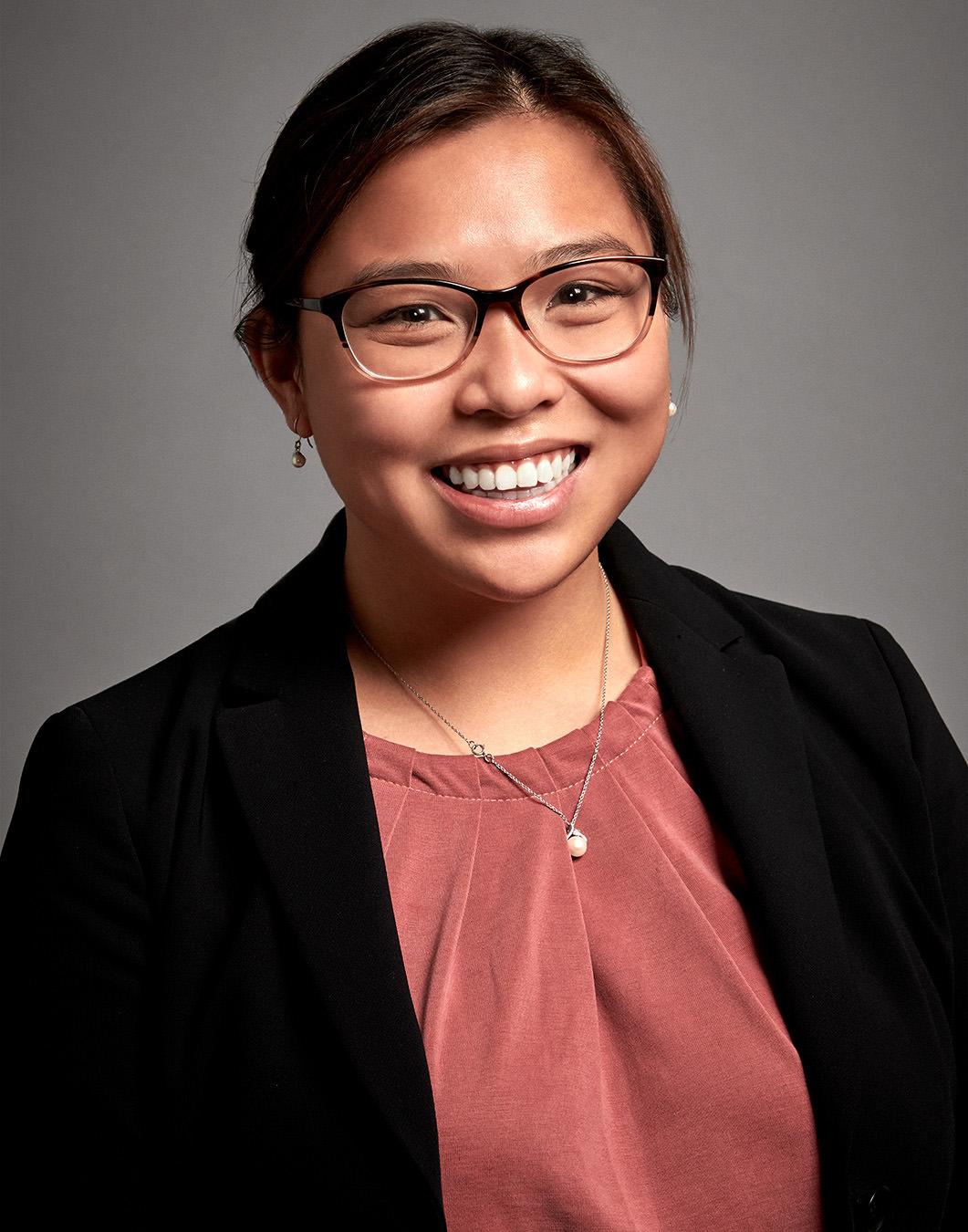 Emma Grace Noga; Executive Assistant