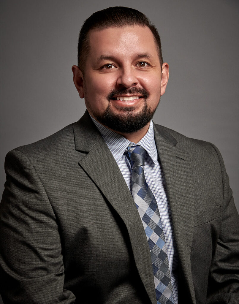 Gonzalo Armijos; Senior Project Manager