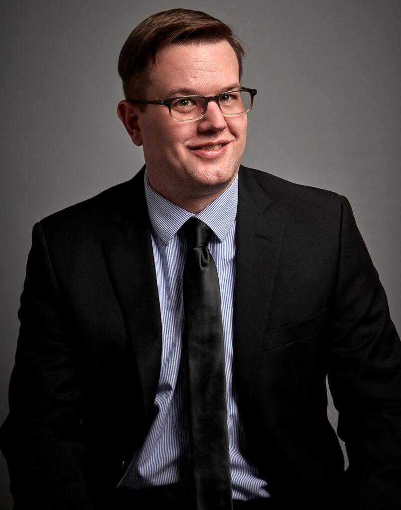 Jeremy Turner; Senior Project Manager