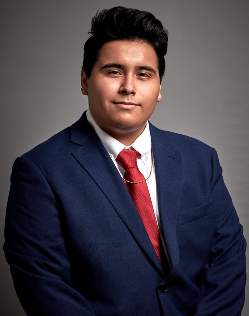 Adam Solís-Castillo; Junior Analyst