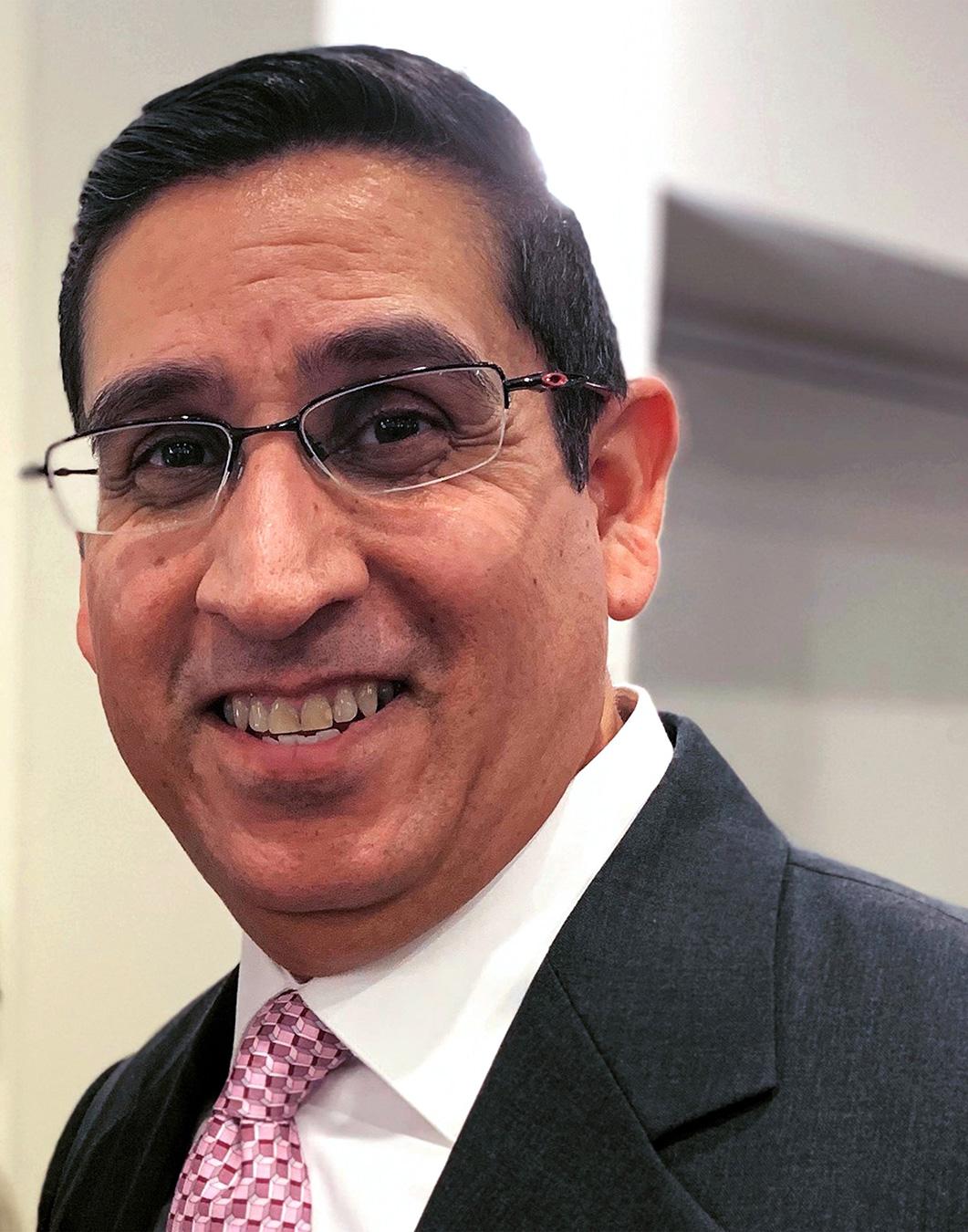 Teo Sierra; Vice President of Corporate Development