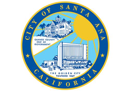 City of Santa Ana Seal
